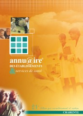 liste des établissements de santé Charente (16)