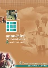 liste des établissements de santé Charente-Maritime (17)