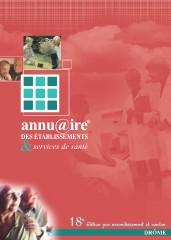 liste des établissements de santé Drôme (26)