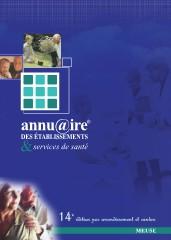 liste des établissements de santé Meuse (55)