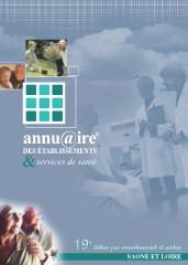 liste des établissements de santé Saône-et-Loire (71)
