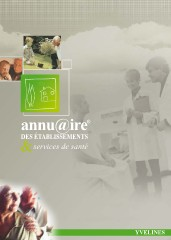 liste des établissements de santé Yvelines (78)