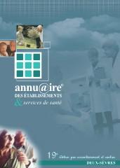 liste des établissements de santé Deux-Sèvres (79)