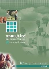 liste des établissements de santé Somme (80)