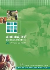 liste des établissements de santé Territoire de Belfort (90)