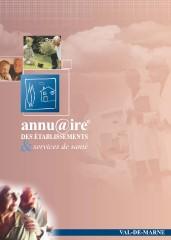 liste des établissements de santé Val-de-Marne (94)