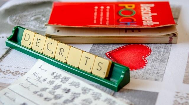 activité Scrabble en EHPAD